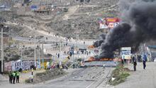 Bloqueos de autopistas se sancionarán con 3 años de cárcel, propone 'Quiquito' Meléndez