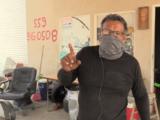 Residente afectado por apagón se compra generador de $800 para evitar nuevas pérdidas