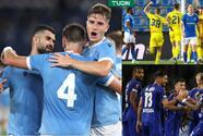 Lazio y Leverkusen estuvieron intratables; Genk cayó en casa