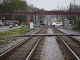 Fueron a las vías del ferrocarril a despedirse de su hermano que murió atropellado y también los mató el tren