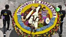 Regresando de a poco a la normalidad: Colombia vuelve a disfrutar del tradicional Desfiles de Silleteros