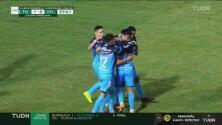 ¡Error del Atlante y es gol en contra! Gustavo Pérez marca el 1-0