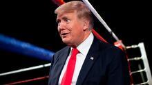 De la Casa Blanca al ring: Trump comentará la lucha de Evander Holyfield contra Vitor Belfort