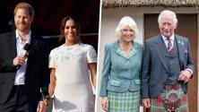Un hijo no reconocido y una pancita sospechosa: dos nuevas polémicas se suman a la familia real