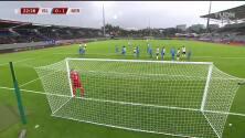 ¡Golazo de Alemania! Rüdiger puso el 0-2 sobre Islandia con gran remate