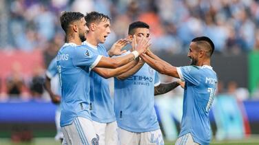 Hablemos Soccer: la vida color celeste en el Bronx