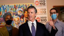 """""""Vamos a ver una campaña muy reñida"""": analista político sobre la elección de destitución de Gavin Newsom"""