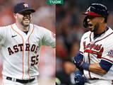¡Lista la Serie Mundial 2021! Braves sentencia a LA Dodgers y se cita con Houston Astros