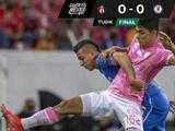 Entre abucheos, Atlas y Cruz Azul firman un gris empate en el Jalisco