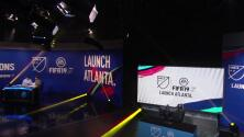MLS es premiada por EA Sports por transmisión de la competencia del videojuego de FIFA en Atlanta