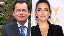 Roberto Blandón comparte el consejo que le da a su hija Regina en su carrera como actriz