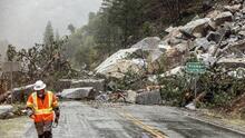 """Clima severo en partes de EEUU: California registrará esta semana lluvias """"históricas"""" y el noreste posibles tornados"""