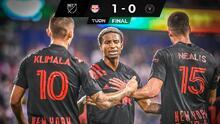 El Inter Miami no levanta, ya son cinco derrotas consecutivas