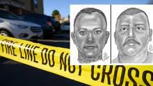 Padre e hijo son arrestados por tres asesinatos ocurridos en Los Ángeles