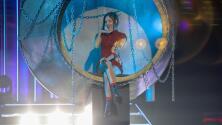 Sandra Echeverría sale por última ocasión de 'El Clonador' como Thalía para interpretar 'A quien le importa'