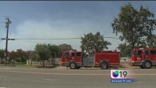Incendio consume cuatro mil acres de terrenos en Yolo