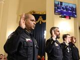 """""""Me torturaron, me golpearon"""": los emotivos testimonios de policías durante la audiencia sobre el asalto al Capitolio"""