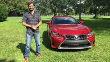 Lexus RC 2016 - Prueba A Bordo [Full]