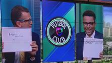 La Escuela de Fútbol Club: examen sorpresa de Champions para Félix Fernández y Carlos Pavón
