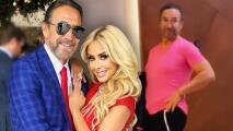 Esposa de 'El Buki' revela el lado más gracioso del cantante, quien le pide que se pese en el gimnasio