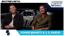 J. D. Pardo y Vinnie Bennett revelan cómo fue darle vida al pasado de Dominic Toretto en F9