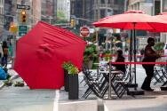 Vientos y temperatura cálida para la tarde de este viernes en Nueva York
