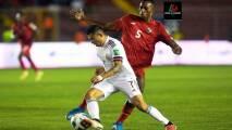 México no termina de convencer con su funcionamiento futbolístico