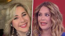 """""""Hace calor"""": Karla Martínez y Ana María Canseco reaccionan sobre los estereotipos a las mujeres por la menopausia"""