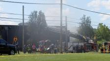 Iba rumbo a Carolina del Norte: se estrella avioneta con 4 personas a bordo en Connecticut