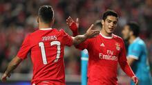 Jonas podría llegar al Barcelona y ayudar a Raúl Jiménez en el Benfica