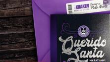 """Mazatlán recuerda a Morelia en carta a Santa Claus: """"Que dejen de llorar"""""""