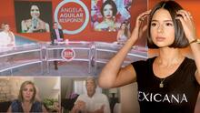 Ángela Aguilar genera reacciones con su réplica a las burlas y críticas tras cantar el Himno Nacional Mexicano