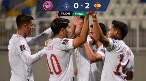 España se encamina rumbo al Mundial tras triunfo ante Kosovo
