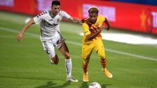 Juvenil estadounidense establece marca en primer equipo de Barcelona