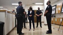 Kamala Harris llega a la frontera entre EEUU y México en medio de críticas por la demora de este viaje
