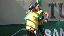 ¡Doblete! Landín y sus goles en Guatemala con el Guastatoya