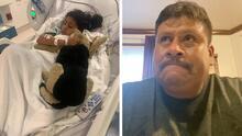 Abuelo hispano no pierde la esperanza de ver a su nieta de 9 años recuperada tras tiroteo en Pembroke