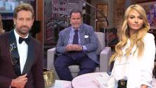 Gabriel Soto se va de El Gordo y La Flaca antes de salir en vivo: Raúl cree que fue porque Irina Baeva no quería