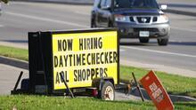 Récord en 20 años: 4.3 millones de estadounidenses renunciaron a sus trabajos en agosto
