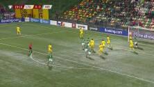 Resumen del partido Lituania vs Irlanda del Norte
