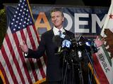 Gavin Newsom gana la elección revocatoria en California y terminará su mandato como gobernador