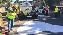 Pintar las calles de blanco: la nueva tendencia para el solazo de verano
