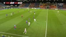 Resumen del partido Liechtenstein vs Macedonia