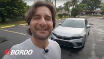5 Minutos A Bordo del Honda Civic Sedan 2022   Univision A Bordo