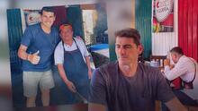 """""""Quiso dejarle un recuerdito más especial que el dinero"""": Iker Casillas regala sus tenis a modo de propina en restaurante de Rivera Maya"""