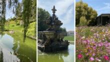 Los grandes jardines rodeados de arte que pocos conocen en California