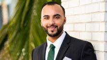 Este candidato de origen hispano sueña con convertirse en el primer alcalde latino de Compton, California