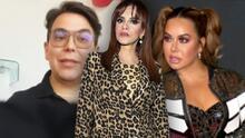 Maquillista en conflicto con Lucía Méndez cuenta cómo la cantante despotricó en contra de Chiquis