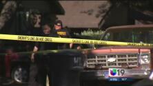 Asesinan a tiros a un hombre desde un auto en movimiento