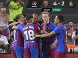 Barcelona no extraña a Lionel Messi y derrota a la Real Sociedad